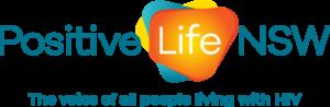 Positive Life NSW Logo