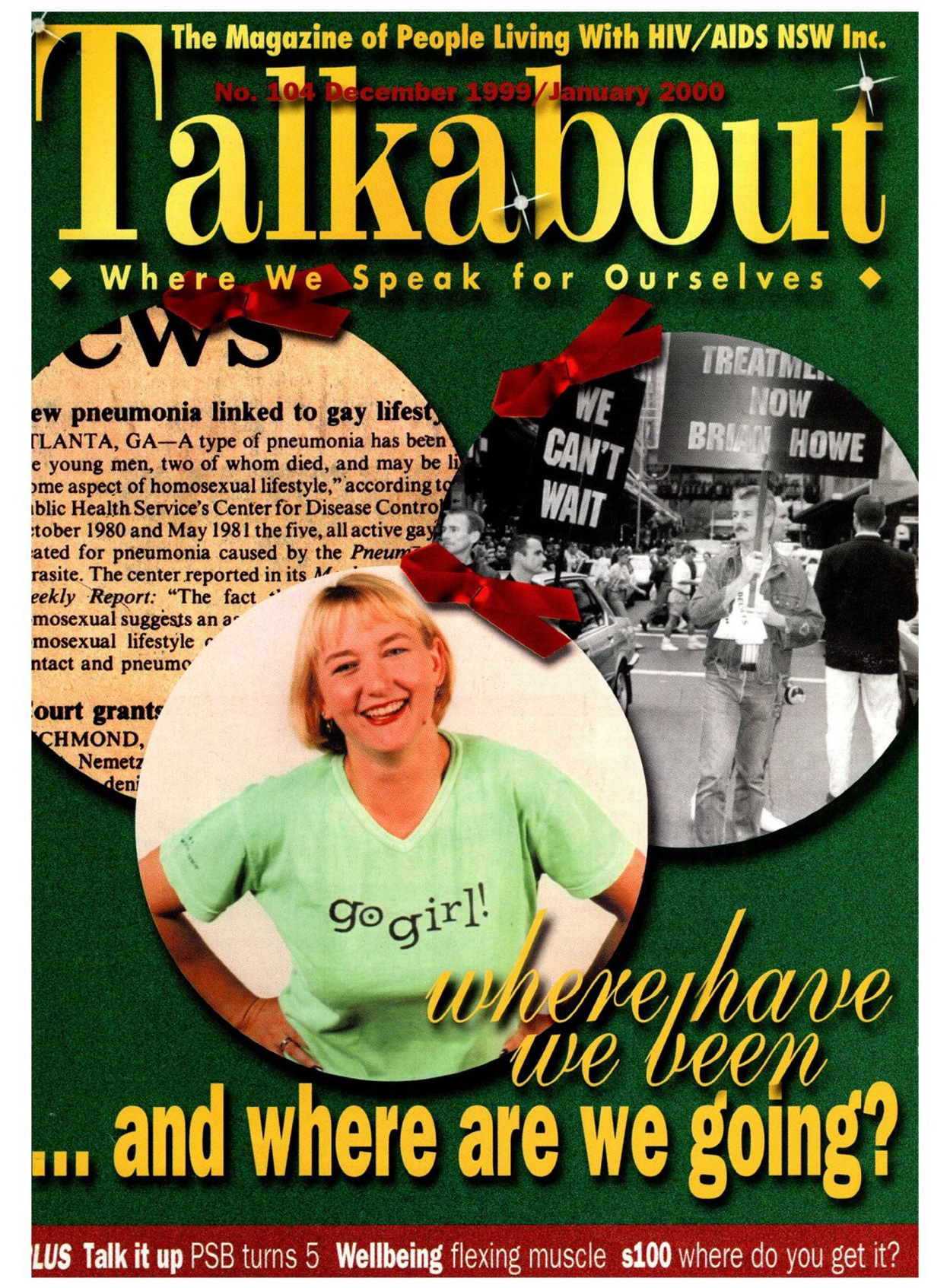 Talkabout Edition #104
