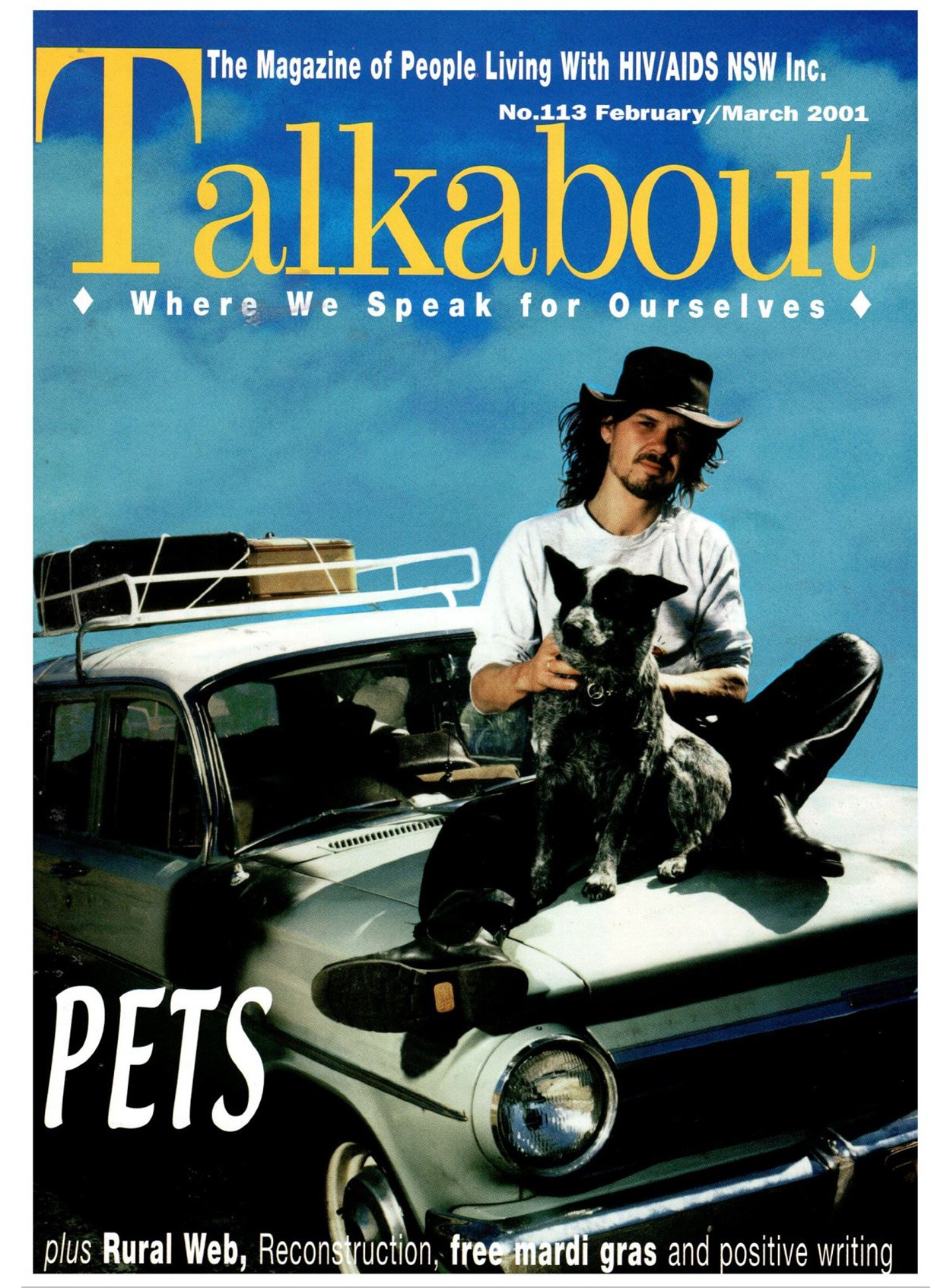 Talkabout Edition #113