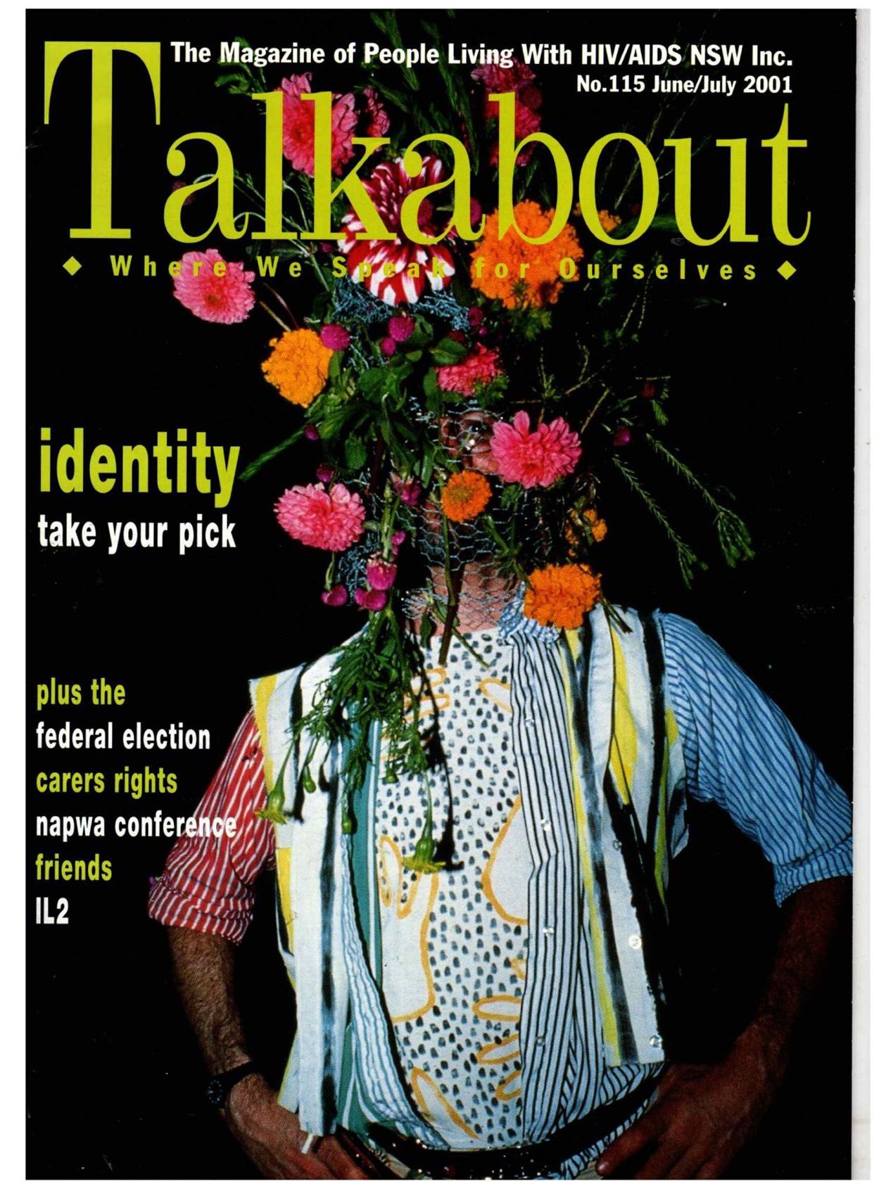 Talkabout Edition #115