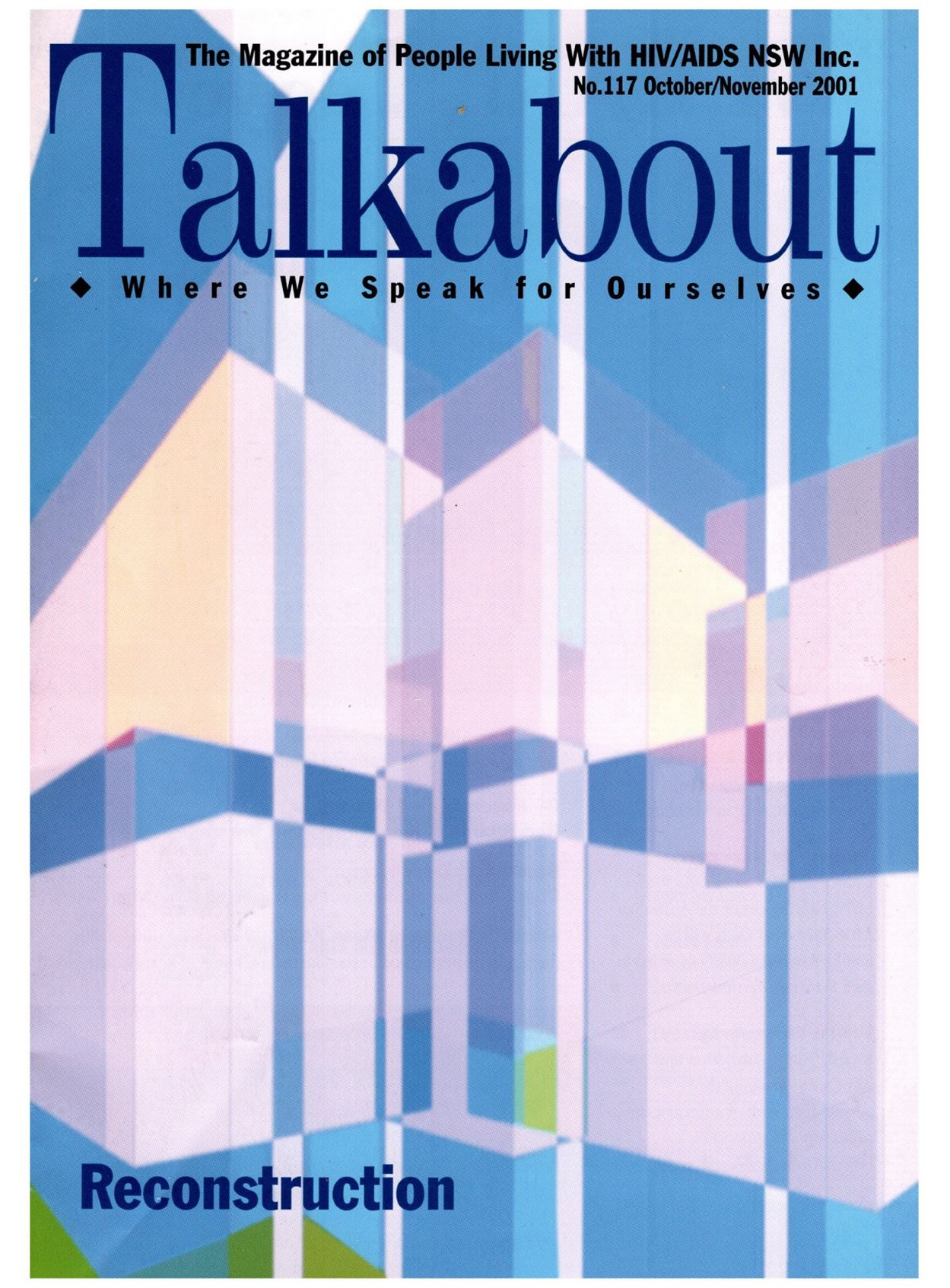 Talkabout Edition #117