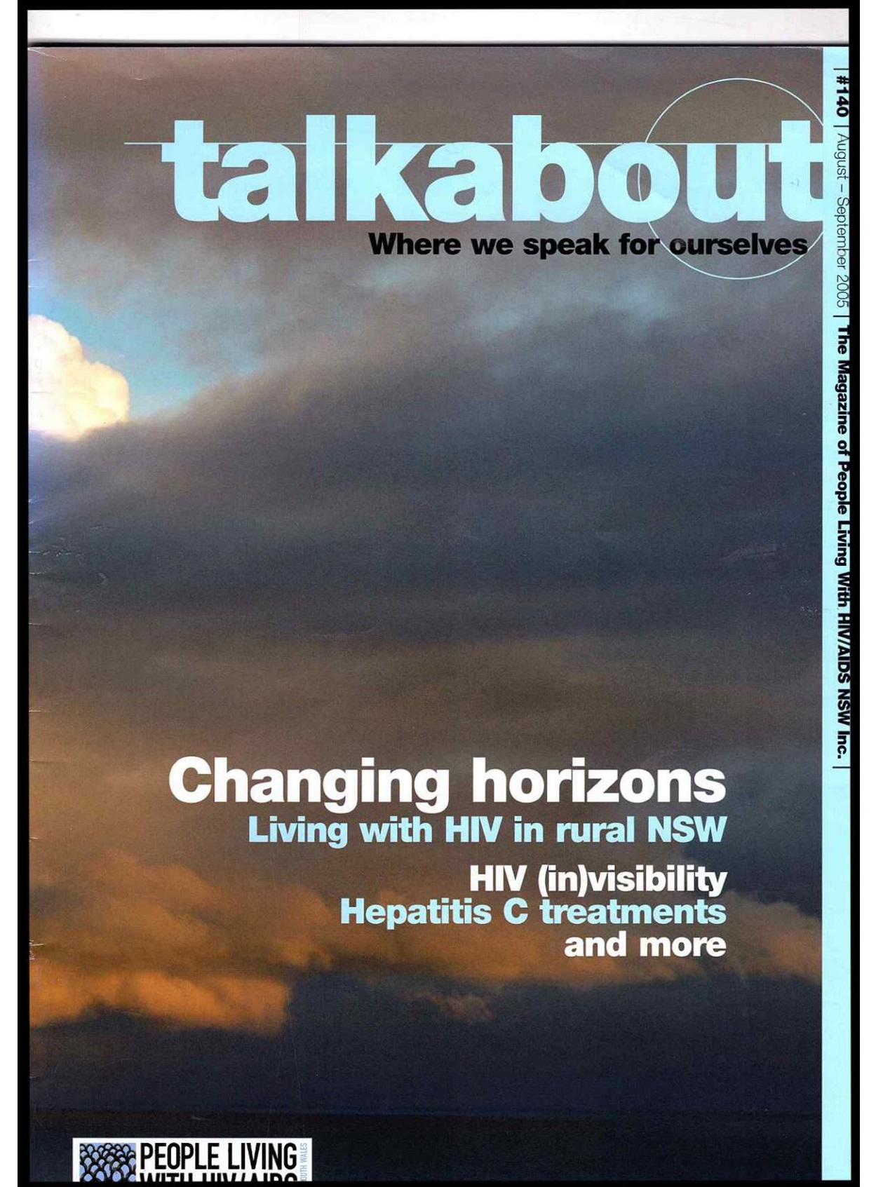 Talkabout Edition #140