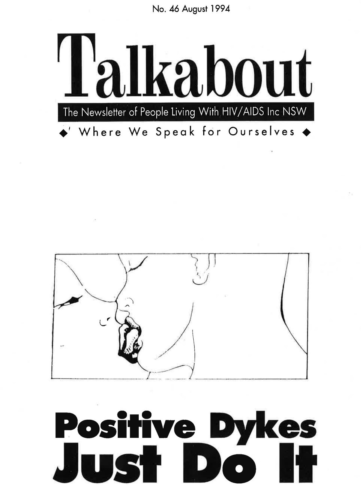 Talkabout Edition #46