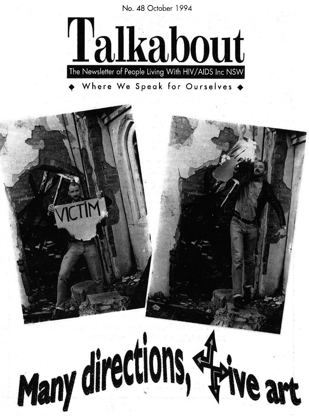 Talkabout Edition #48