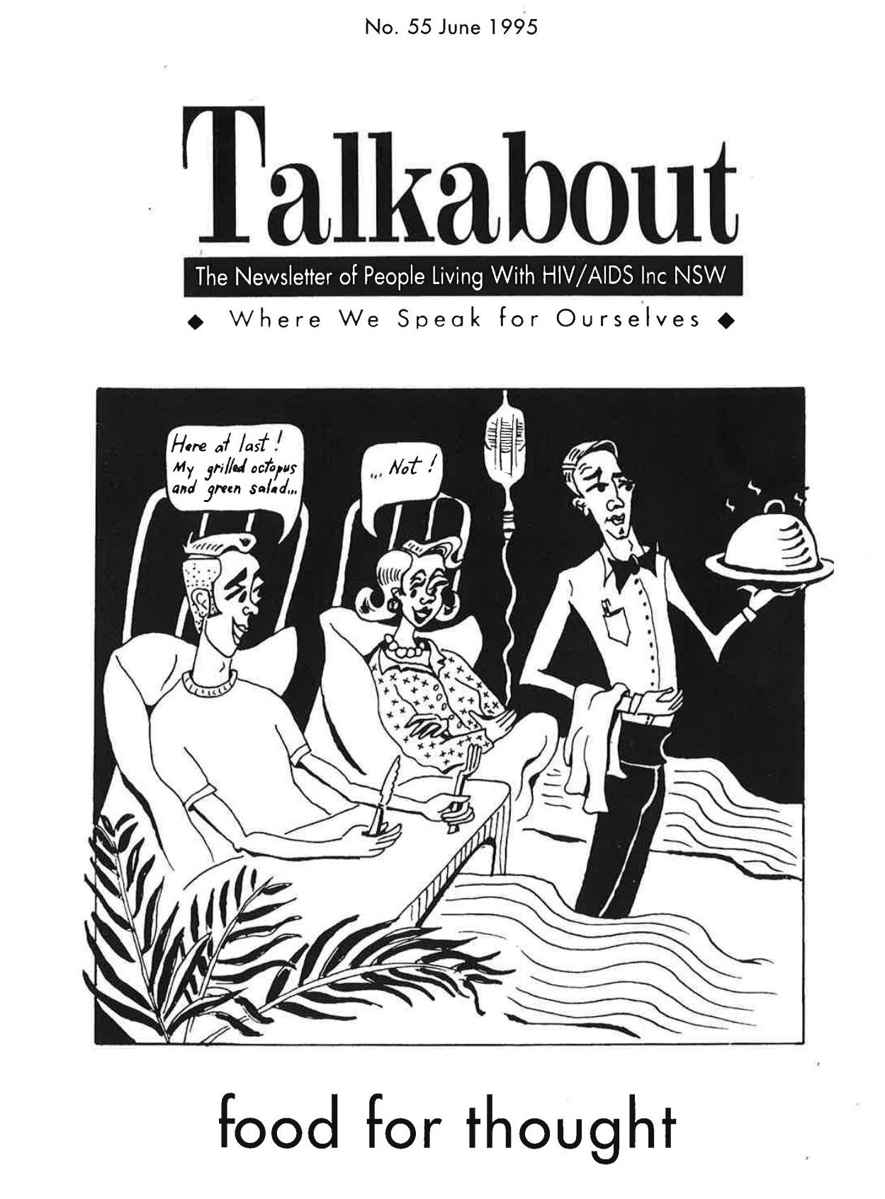 Talkabout Edition #55