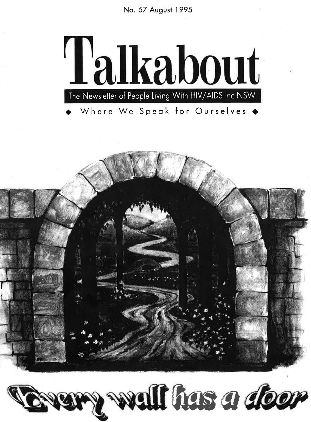 Talkabout Edition #57