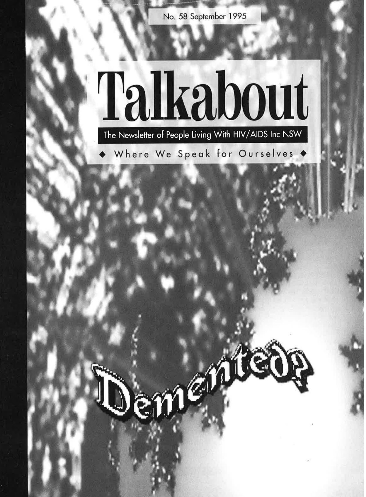 Talkabout Edition #58