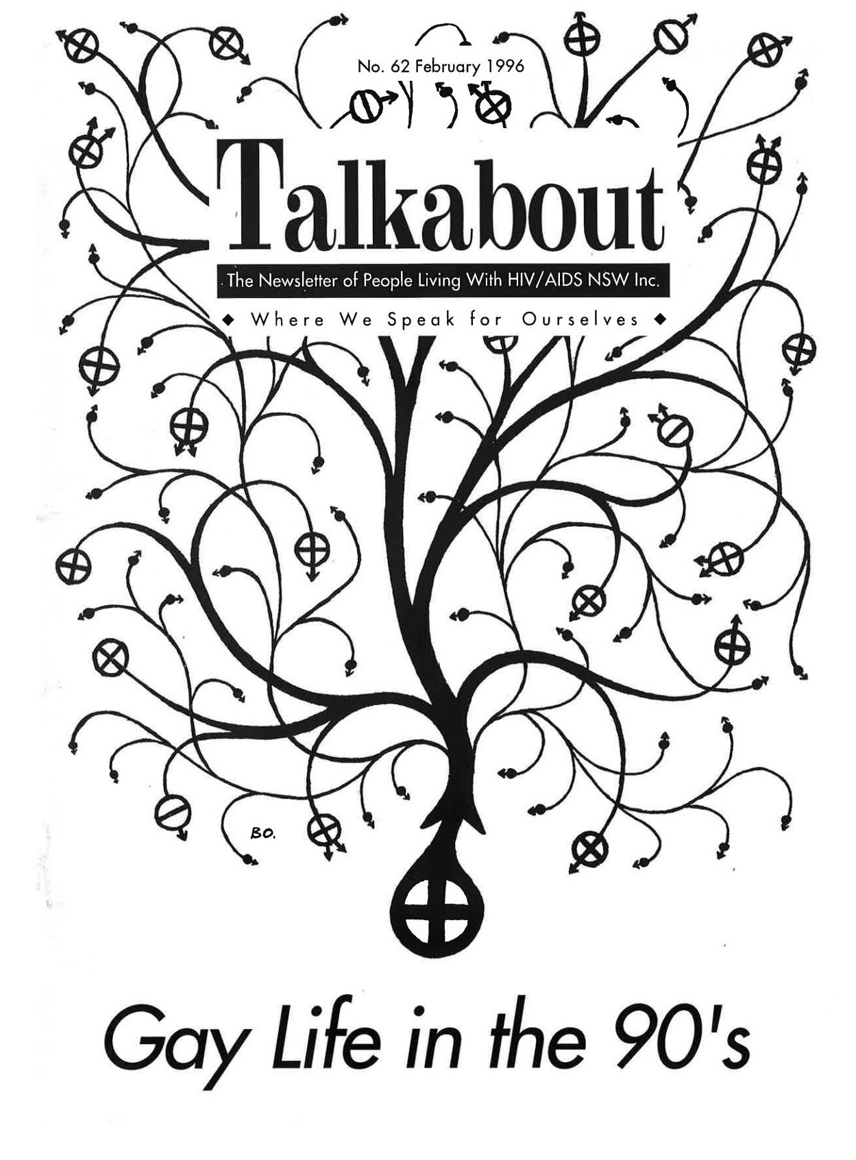 Talkabout Edition #62