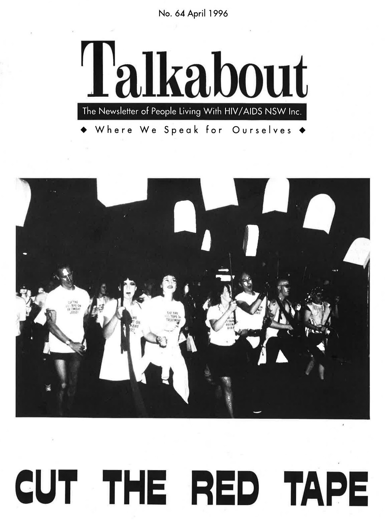Talkabout Edition #64