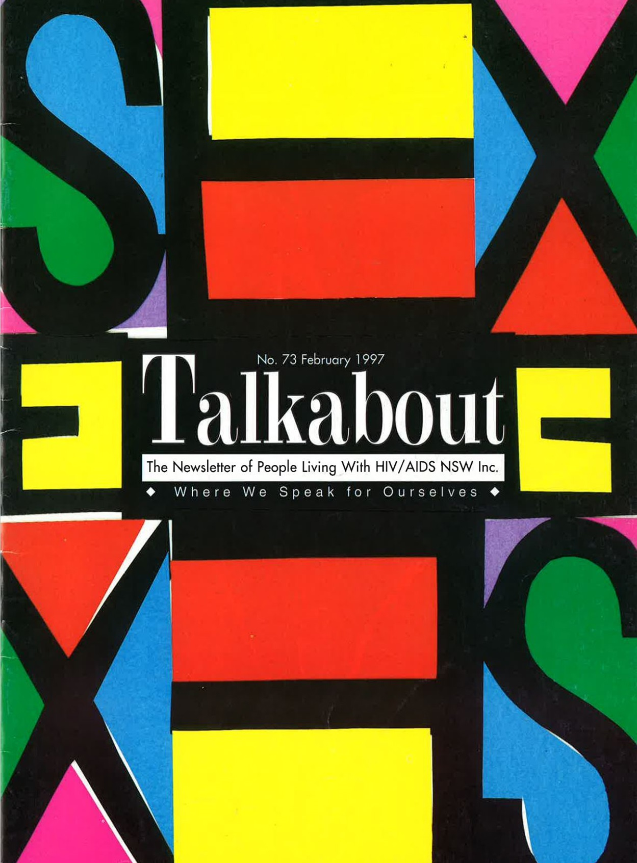 Talkabout Edition #73