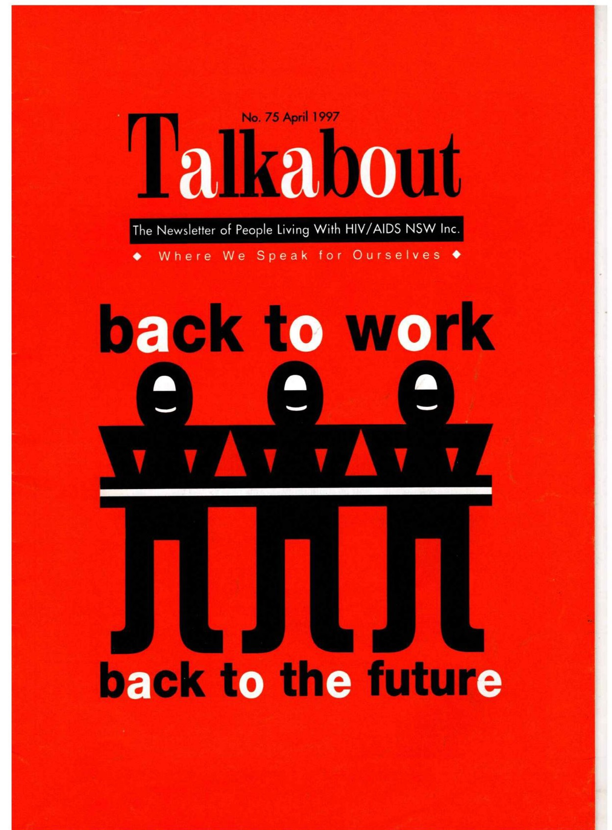 Talkabout Edition #75