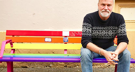Rob Lake (from Newtown Neighbourhood Centre Facebook page)
